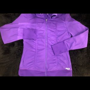 FILA full zip jacket